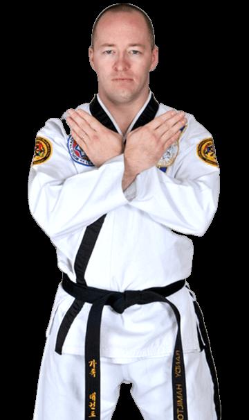 Randy Hamilton Impact Martial Arts