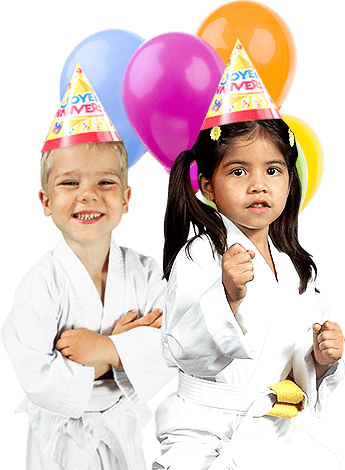 WTTU Martial Arts Birthday Parties In Edmonton And Sherwood Park - Childrens birthday venues edmonton